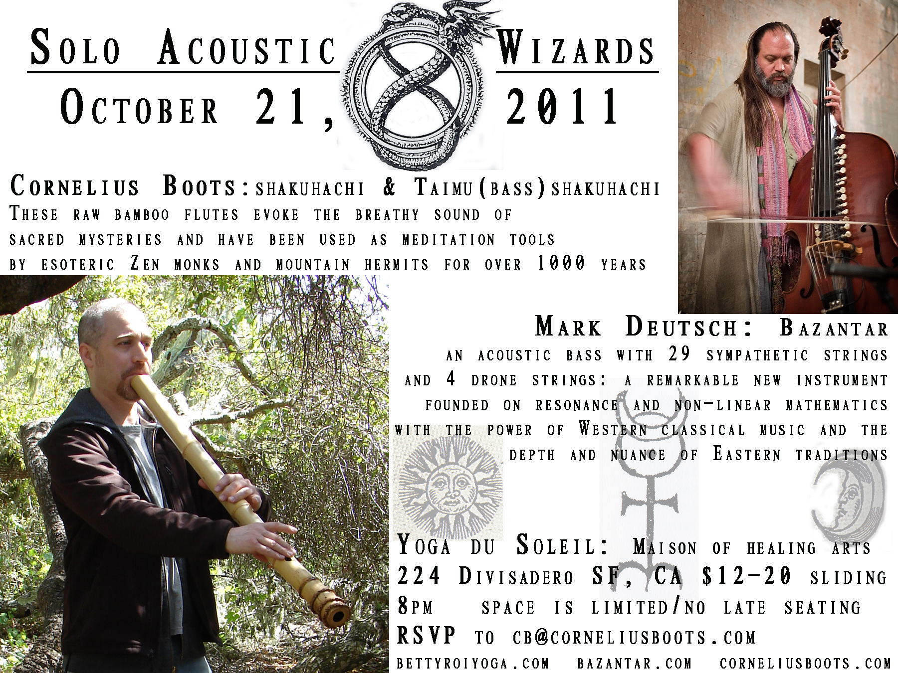 Solo Acoustic Wizards